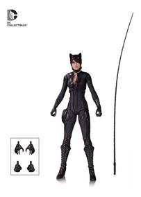 Mulher Gato - Catwoman Batman Arkham Knight Dc Collectibles