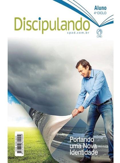 Revista Discipulando / 4º Ciclo - Aluno