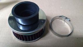 Filtro De Ar Competiçao Esportivo 38mm Cg Titan Fan 150 Ybr