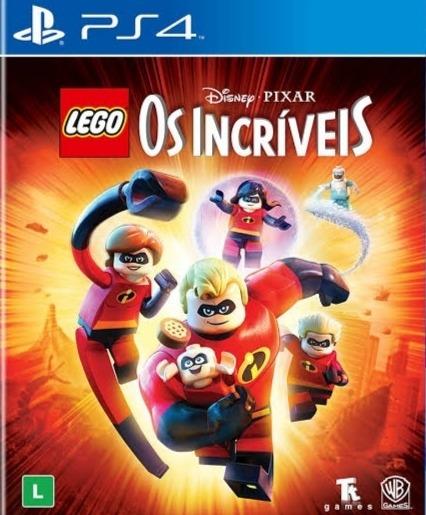 Lego Os Incriveis - Lego Incriveis Ps4- Envio Imediato