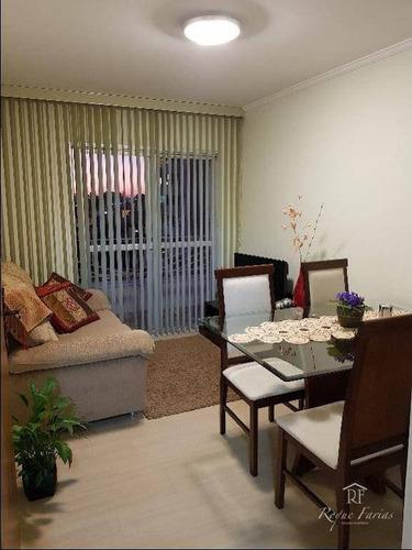 Imagem 1 de 21 de Apartamento Com 2 Dormitórios À Venda, 50 M² Por R$ 330.000,00 - Jaguaré - São Paulo/sp - Ap4940