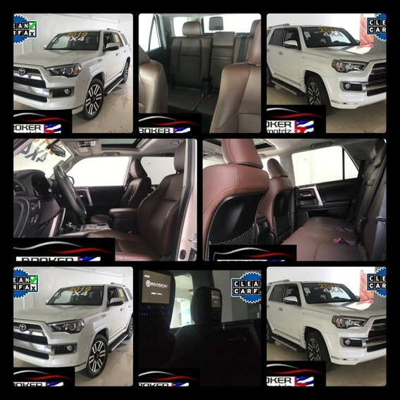 Toyota 4runner Limited 4x4 American