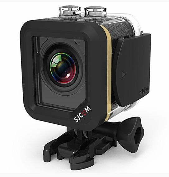 Câmera De Ação Sjcam M10 12mp Wi Fi 2k E Lente De 170
