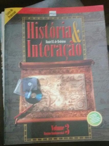 História E Interação- Livro Do Professor