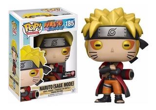 Naruto Sage Mode Modo Sabio Funko Pop Gamestop Original #185