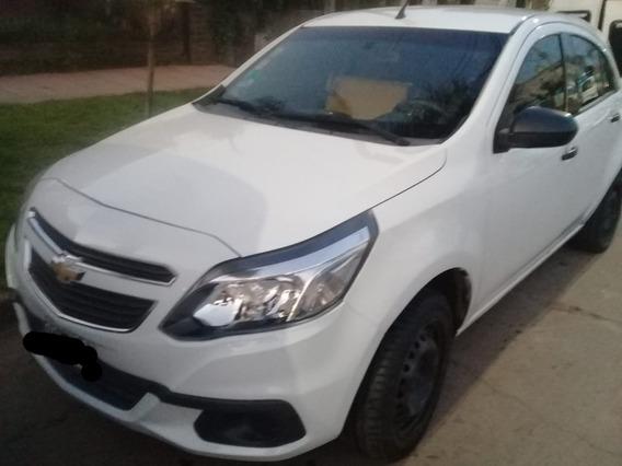 Chevrolet Agile 1.4 Ls 2015 Con Gnc