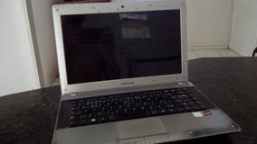 Carcaça Completa Notebook Samsung Rv415 - Sem Tela