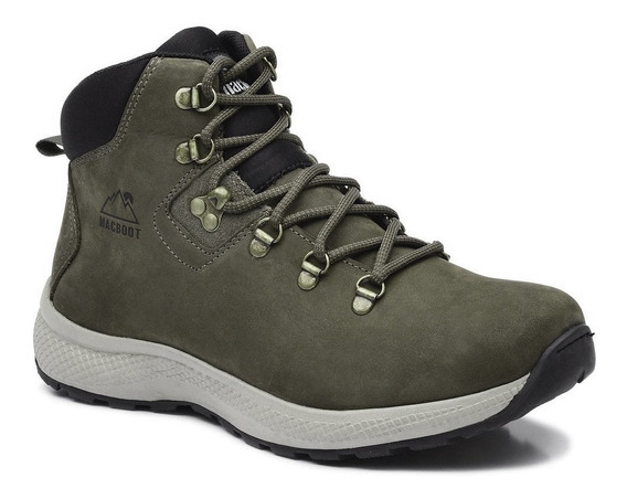 Bota Adventure Cano Alto Macboot Fuji 02 - Barus