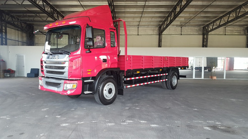 Jac 190hp 4x2 Camion Full Gallop 10 Ton-entrego Ya- Leasing