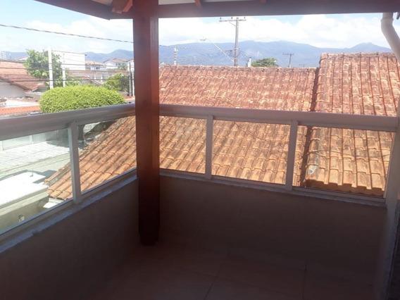 Casa Em Maracanã, Praia Grande/sp De 75m² 2 Quartos À Venda Por R$ 270.000,00 - Ca138209