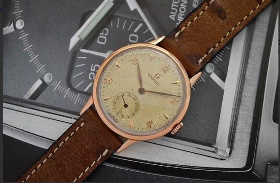 Relógio Omega Ouro 18k