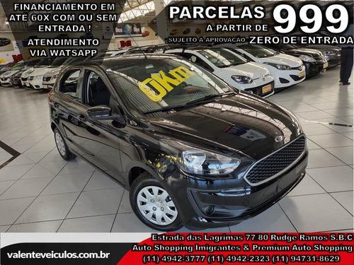 Ford Ka Se 1.0 2021 0km Parc. A Partir De 60x999