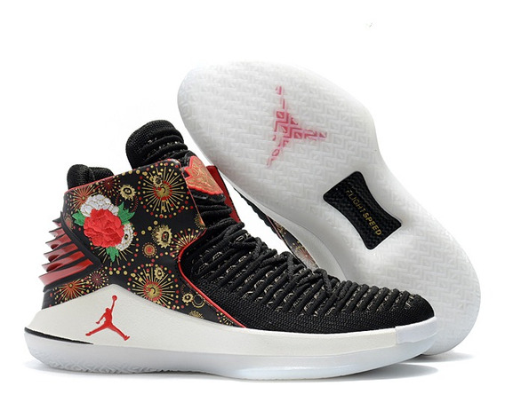 Tênis Air Jordan 32 Chinese New Year