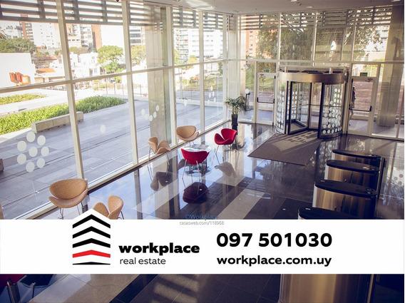Oficina - Alquiler Venta - World Trade Center - Wtc - Buceo