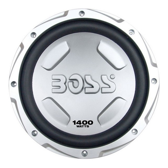 Subwoofer Boss Para Auto 12 1400w 4 Ohm Cx122