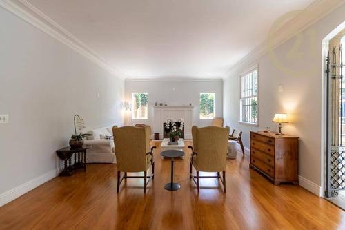 Casa Com 2 Dormitórios Para Alugar, 340 M² Por R$ 26.000,00/mês - Jardim Europa - São Paulo/sp - Ca1233