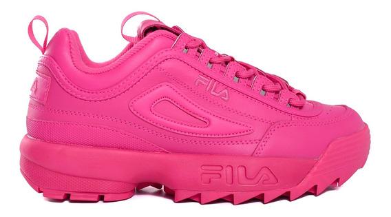 Zapatillas Fila Disruptor Ii Premium -5fm00540-650- Trip Sto