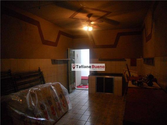 Salão Comercial Para Locação , Somente Para Depósito. - Sl0025