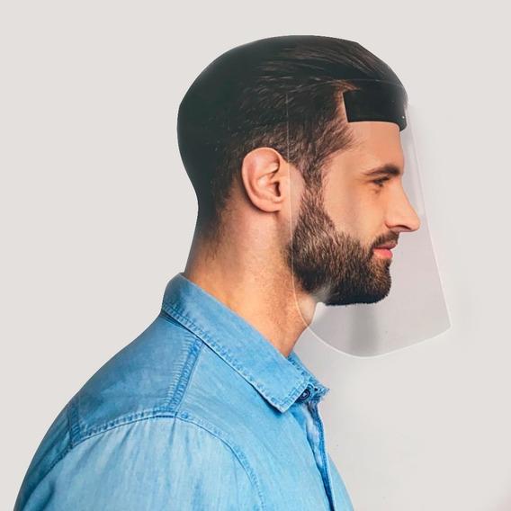 Careta Protectora Facial Reutilizable (1 Pieza)
