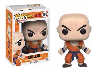 Funko Pop #110 - Krillin - Dragon Ball Z - 100% Original