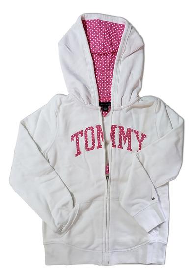 Blusa Moletom Tommy Hilfiger Original Feminino Infantil