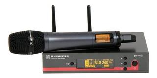 Micrófono inalámbrico Sennheiser EW 135-G3 cardioide negro