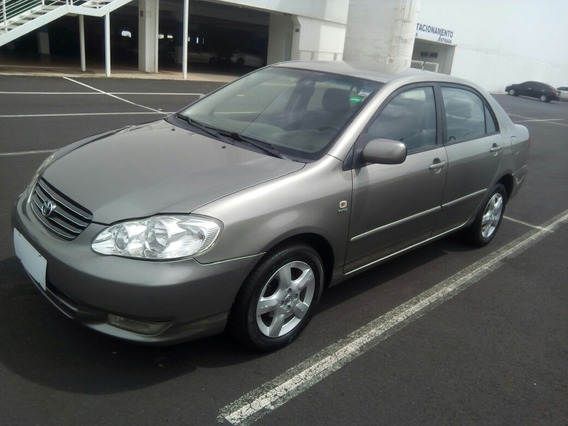 Toyota Corolla 1.6 16v Xli 4p 2004