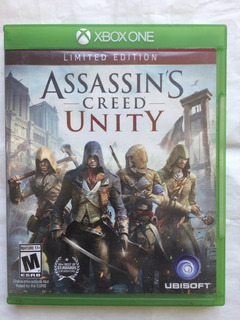Assassins Creed Unity Xbox One. Envíos Todo Chile