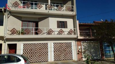 Sobrado Residencial À Venda, Região Central, Caieiras. - Codigo: So0485 - So0485