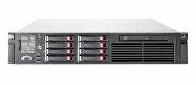 Servidor Hp Dl380 G6 2x Quad Core E5530 6gb 3x 146gb Com Nf