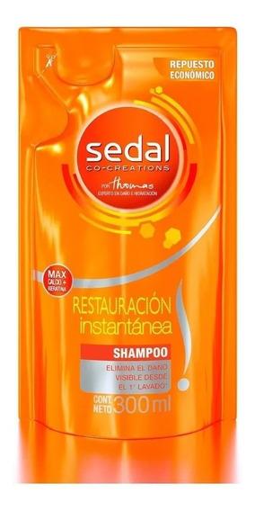 Sedal Restauracion Instantanea 300ml Shampoo / Acondicionad