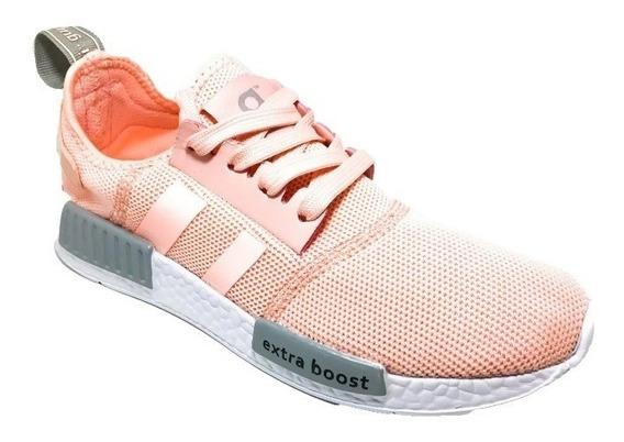 Zapatillas Rosa Mujer Verano Ultra D Gummi