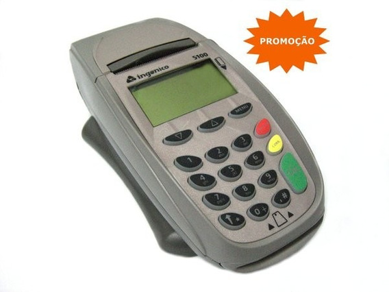 Pos Ingenico I5100 (interface Discado)