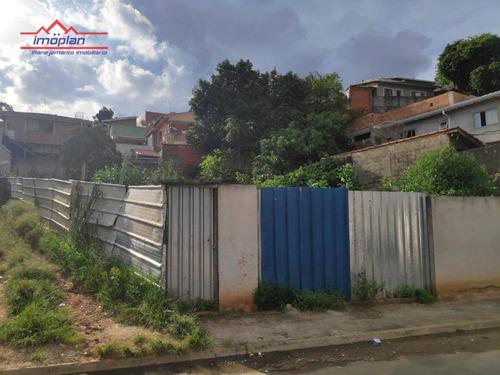Terreno À Venda, 386 M² Por R$ 220.000,00 - Jardim Imperial - Atibaia/sp - Te1746