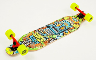 40% Off Longboard Completo Lab Super Start