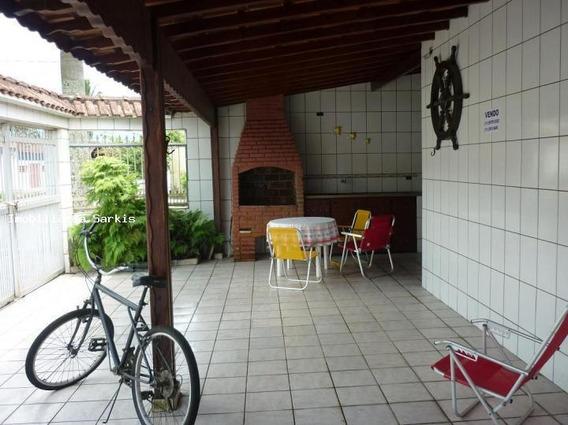Casa Para Venda Em Praia Grande, Balneário Maracanã, 2 Dormitórios, 1 Suíte, 3 Banheiros, 5 Vagas - 70