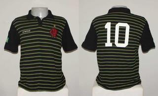 Camisa Flamengo Olympikus Polo - G