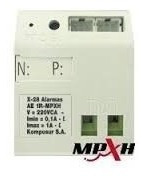 Ae-1r Mpxh Módulo Control De Dispositivos Eléctricos