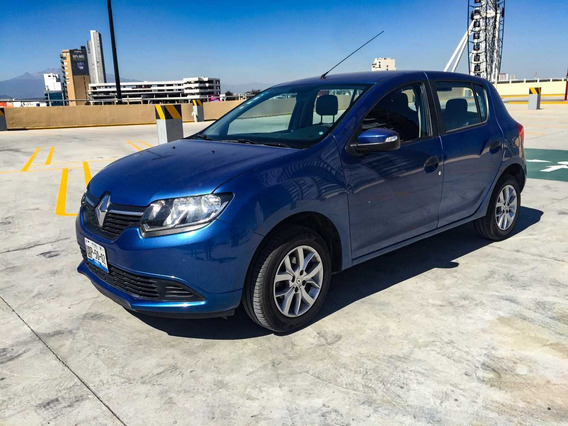 Renault Sandero Expression 2017 Manual Aire Acond. Estereo