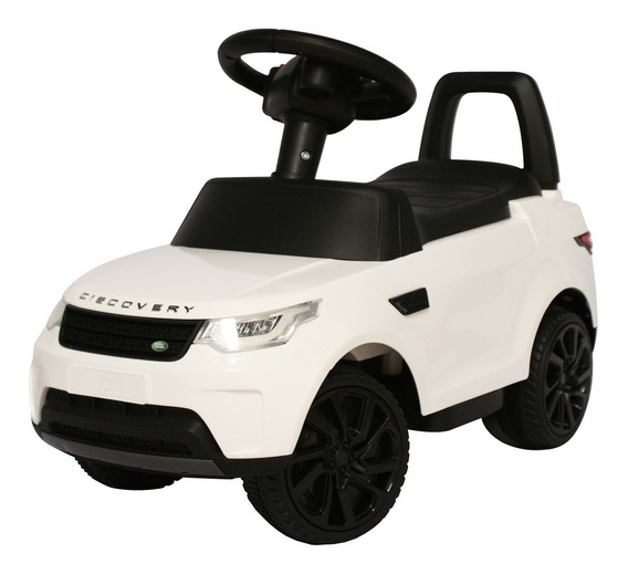 Carrinho Elétrico Infantil Menino Menina Land Rover Som Luz