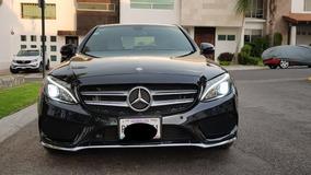 Mercedes Benz C250 Aún Con 3 Servicios De Agencia Gratis