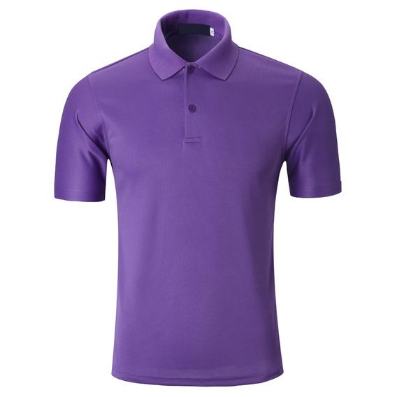 Camisa Polo De Hombre Slim Fit Verano.