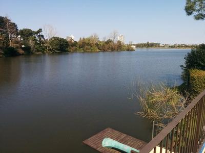 Casa Parque Miramar Con Fondo Al Lago