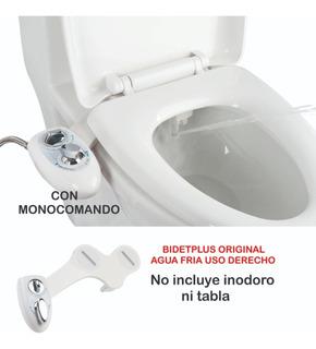 Bidet . Bidetplus Ultimo Modelo Agua /fria Envio Gratis
