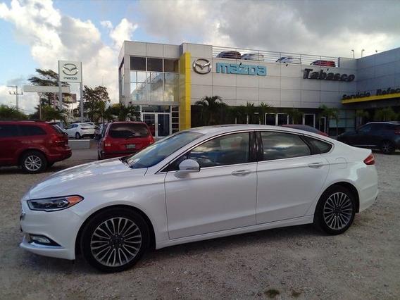Ford Fusion Se Lux Plus Nav 2l Gtdi 2017 Seminuevos