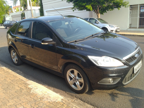 Ford Focus 1.6 Gl Flex 5p 2012
