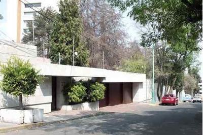 Hermosa Casa Residencial En Cuajimalpa Renta 12,000 Dolares