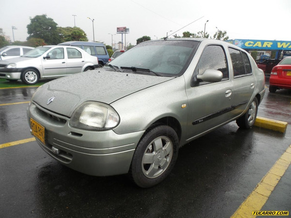 Renault Symbol Alize Mt 1400cc Aa