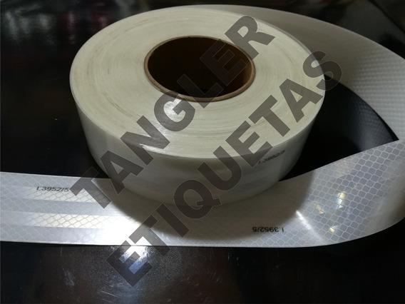 Cinta Refractaria Blanca Cod I3952/5 Homologado Vtv Metro