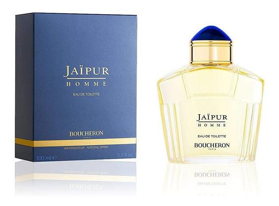 Perfume Jaipur Homme Boucheron Masculino Edt 100ml Original